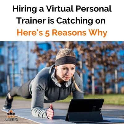hiring a virtual personal trainer