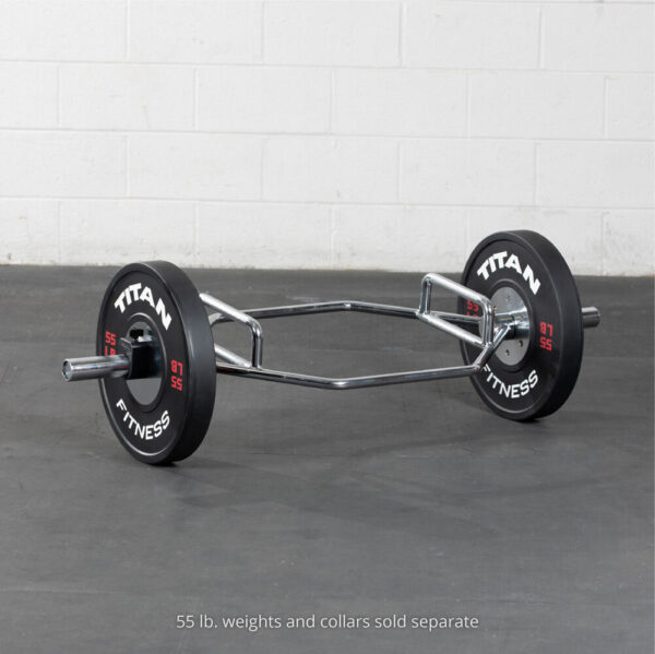 OLYMPIC HEX WEIGHT BAR complete