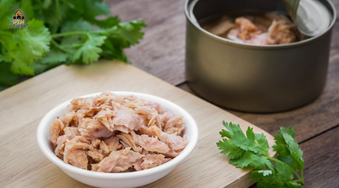 tuna, one of the best cheap bulking foods