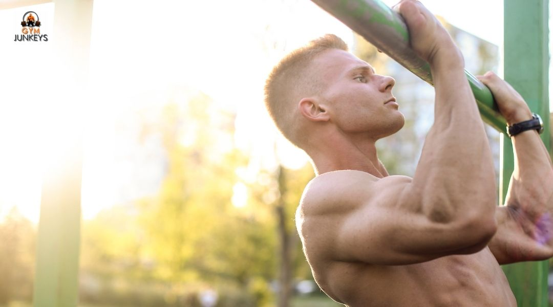 How to perform a chin up