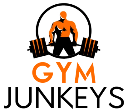 Gym Junkeys Logo for Dumbbell Stand and Plate Tree